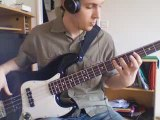 Red hot chili peppers - snow hey oh [bass cover]