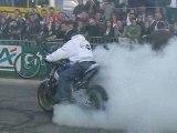 Burn moto Bournezeau