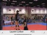Lauren Linker #11 Beaumont High School Volleyball