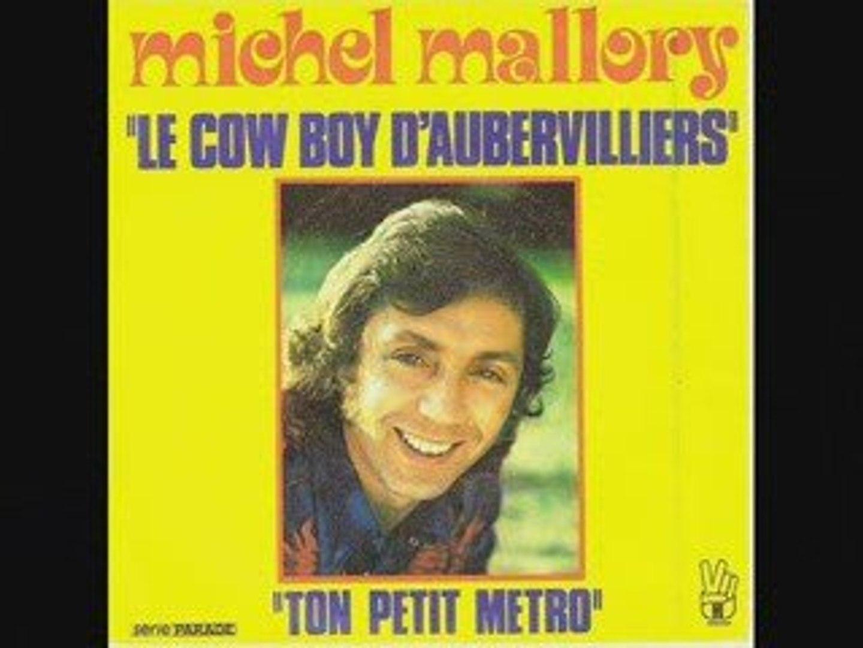 Michel Mallory Le cow boy d'Aubervilliers (1974)
