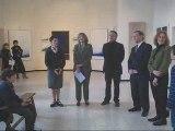 Vernissage de l'exposition de Philippe JACQUARD