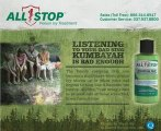 Do You Have Poison Ivy use the All Stop Poison Ivy Gel