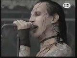 Marilyn Manson Sweat dreams live