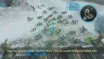 Halo 3 Wars - UNSC Skirmish Demo 28