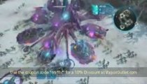 Halo 3 Wars - UNSC Skirmish Demo 31