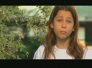 Marie, 10 ans, Reforesteuse
