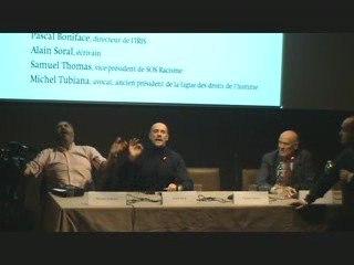 Alain Soral: débat sur la liberté d'expression Partie 1