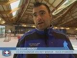 Hockey sur glace : La relève des ducs d'Angers