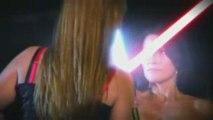 Pub Axe : Combat sabre laser