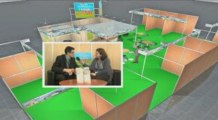 Clip - La CCI au salon Innovact 2009 à Reims