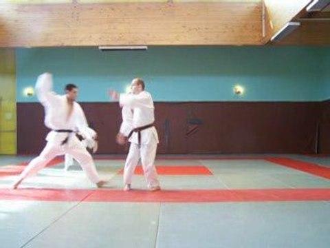 Judo  Kata  1er DAN