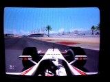 Un tour à Bahreïn avec Kimi Räikkönen sur F1 06
