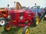 Quivières 2008:les tracteurs (suite)