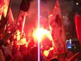 PSG - DYNAMO KIEV  UEFA 2009 ENTREE DES JOUEURS 2 eme mi tps