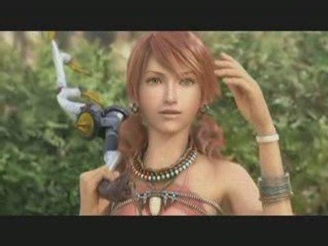 Final fantasy XIII MV