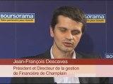 Interview Financière de Champlain