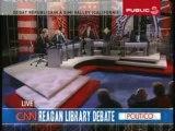 EVENEMENT,Présidentielles américaines : Débat Républicain
