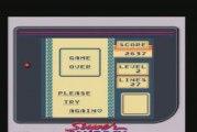 (SIX-K) tetris sur gameboy