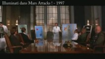 Illuminati dans Mars Attack - Reptiliens