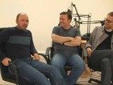 Ricky Gervais winds up Stephen Merchant & Karl Pilkington