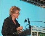 Europe Ecologie Brest 8/8:Eva Joly