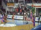 LFB 2008 2009 J24 Bourges Basket Arras Pays d'Artois