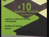 #10 Logement, matière de nos villes. Scénographie.