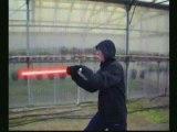combat sabre laser