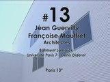 #13 Bâtiment Lamarck - Université Paris Diderot - Paris 7
