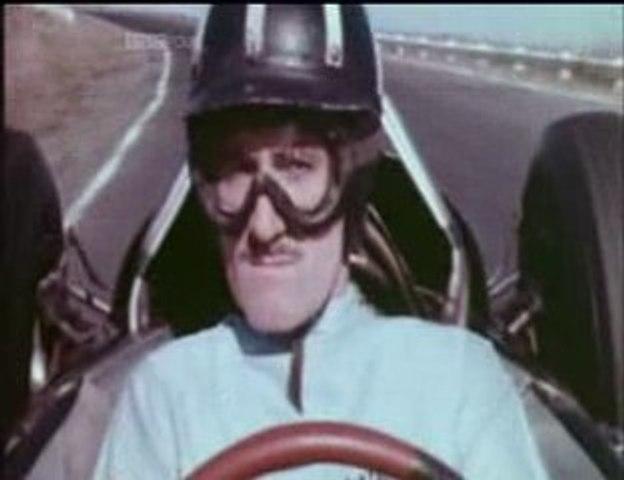 Graham Hill tribute