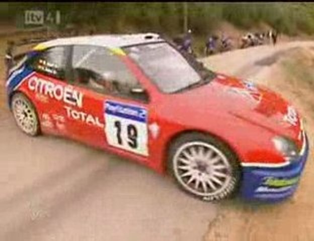 WRC of the lastest years