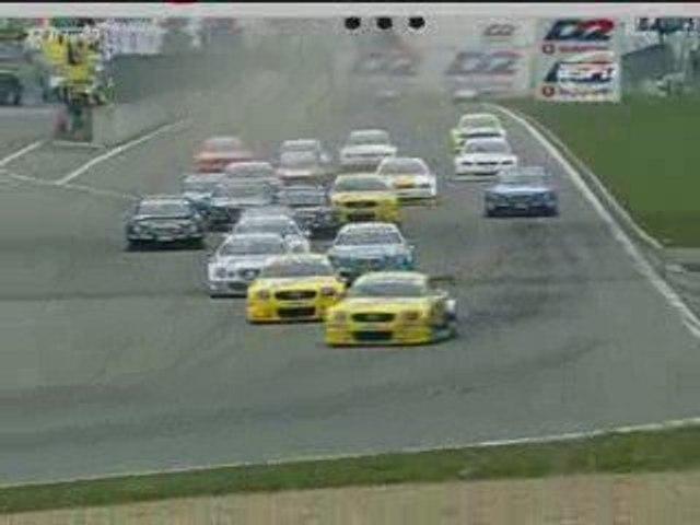 DTM 2001 highlight