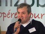 Jean-Jacques Vieu, ecole des sagnes 2008, Réseau SAGNE