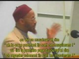 L' islam est en prison.               Sheikh Khalid Yasin.