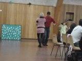 Salsa Julie et JC pour Baptême Matheo
