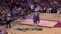 NBA Pistons vs. Cavaliers 1st Half Playoffs 2009