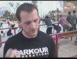 Parkour Generations workshop Alicante