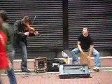 Musique irlandais à dublin