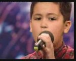 Britain's Got Talent week 2: Shaheen Jafargholi