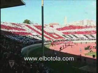 ELBOTOLA.COM - TIFO WINNERS CONTRE FAR
