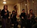 Wii Lapins crétins : danse