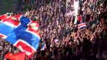 PSG - LE HAVRE : NOUS SOMMES LES PARISIENS (TRIBUNE G) HQ