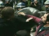 New video of alleged police violence during G20 protests