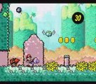 Lets play Super Mario World 2 Yoshis Island pt 14 level 2-5