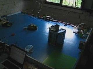 uART : Colonne'L robot 2009, 19 Avril 2009