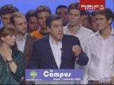 EVENEMENT,Discours de François Fillon - Journées parlementaires de l'UMP