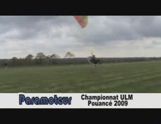 Championnat Paramoteur ULM Pouancé 2009