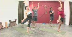 Yoga With Les Class 11 - Side Stretching | Side Bending