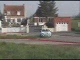 Rumas Geoffrey au rallye de la Lys 2009
