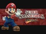Super Mario Bros. Ground Theme - Super Smash Bros Brawl OST